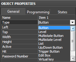 Editor window Object Properties type.png